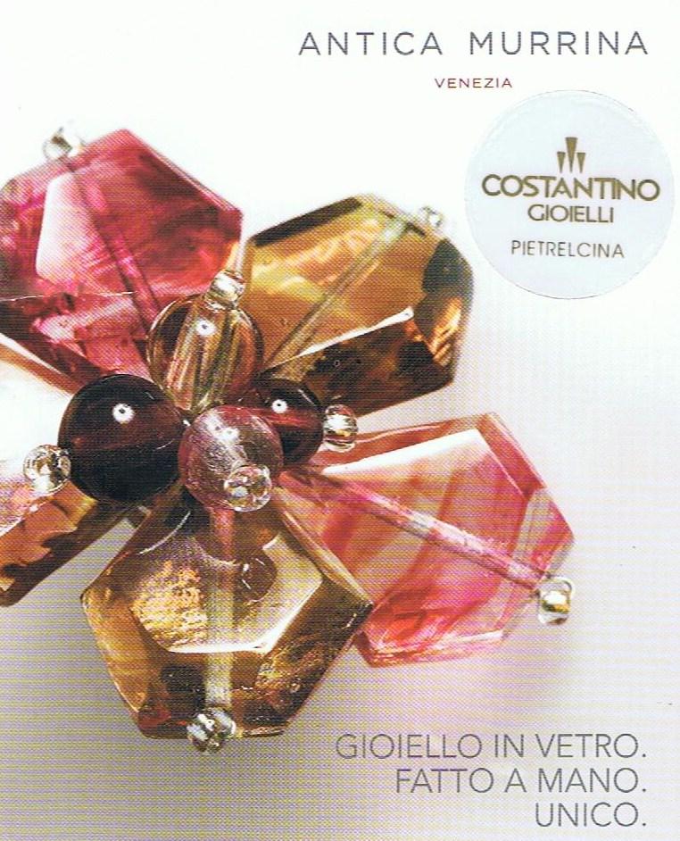 www.costantinogioielli.it | ANTICA MURRINA